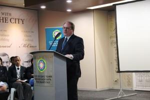 Deputy Mayor Ian Nielsen praised the programme