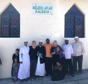 CTII visit Kalk Bay Masjid