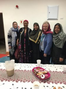 Interfaith Iftar at the Ahlul Bait Islamic Centre, 19th May.