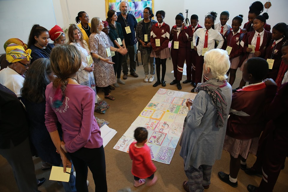 Exploring our understandings of freedom, through creativity and intergenerational dialogue