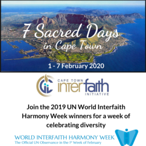 7 Sacred Days in Cape Town